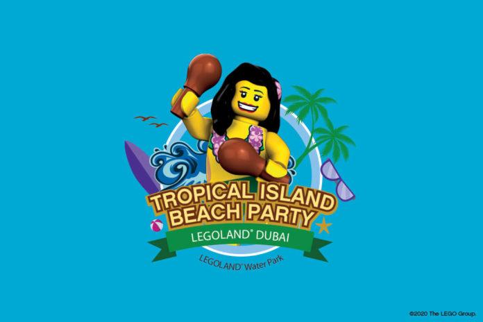 LEGOLAND® Water Park Tropical Island Beach Party