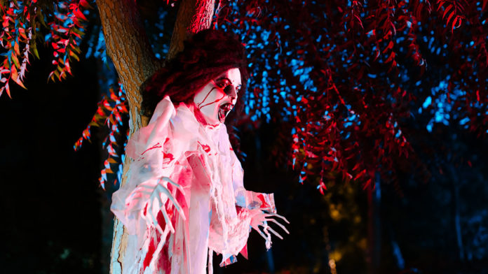 Fright Nights are back with a bang at MOTIONGATE™ Dubai this Halloween