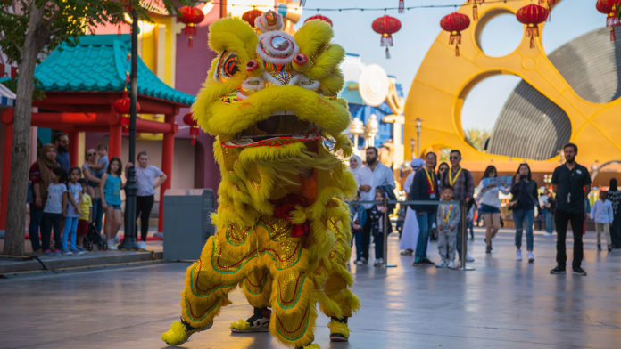 Experience a cultural extravaganza at MOTIONGATE™ Dubai Theme Park this Chinese New Year