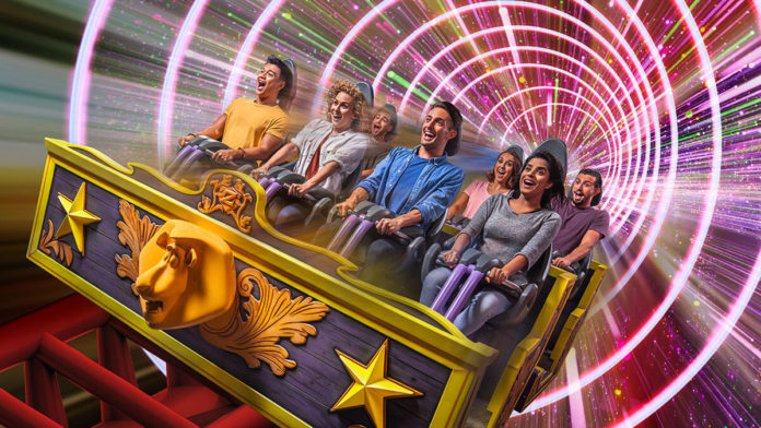 MOTIONGATE™ Dubai is the Middle East's largest movies-inspired theme park,