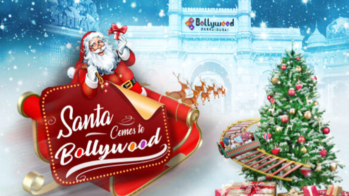 Santa and his elves to descend on BOLLYWOOD PARKS™ Dubai