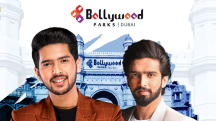 BOLLYWOOD PARKS™ Dubai marks 48th UAE National Day with a live concert by musical duo Armaan and Amaal Malik