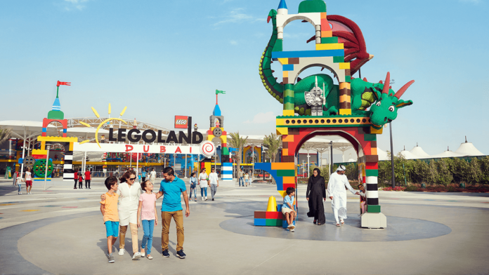 LEGOLAND® Dubai is excited to announce the long-awaited re-opening of its Theme Park gates to the public on Tuesday 1st December, 2020 – welcoming families with children aged 2-12 to build awesome new memories together.