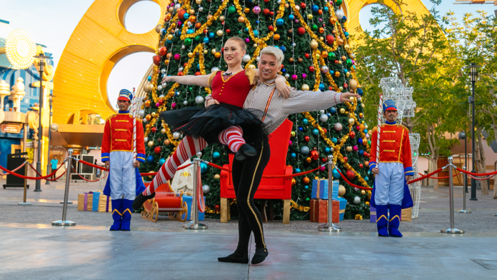 Dubai Parks and Resorts is the ultimate destination for a fun filled festive holiday season
